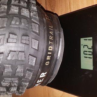 Gewicht Specialized Reifen Butcher Grid Trail T7 29 x 2.3