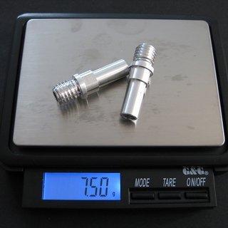 Gewicht BrakeSTUFF Weiteres/Unsortiertes Cantisockel (Al) M10