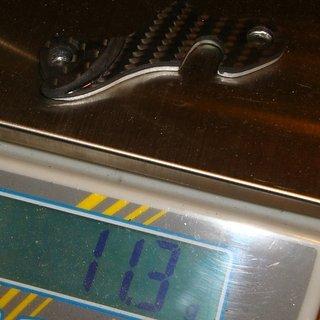 Gewicht Custom-Made Weiteres/Unsortiertes Schaltauge Ghost AMR Lector 2009