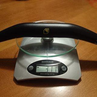 Gewicht Burgtec Lenker Rider Wide 35mm clamp 800mm