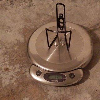 Gewicht Minoura Flaschenhalter AB 100 4.5