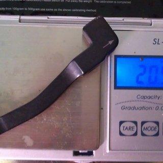 Gewicht Avid Scheibenbremsadapter Adapter PM >>> PM +43