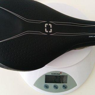 Gewicht Bontrager Sattel Evoke RL 128mm (Small)