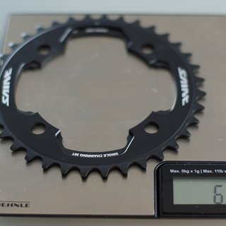 Gewicht Shimano Kettenblatt Saint FC-M81X 104mm, 36Z