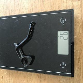 Gewicht Scott Scheibenbremsadapter Spark / Scale  PM 160
