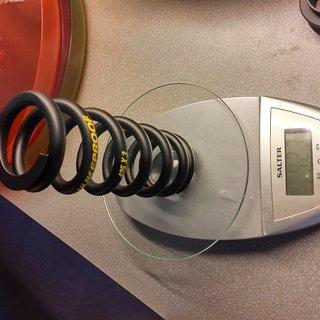 Gewicht Nukeproof Feder Super Light Spring 425 x 3
