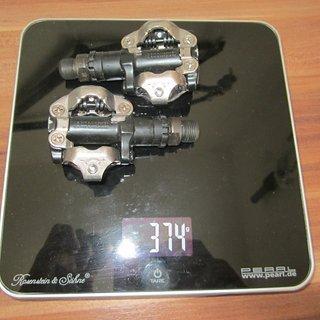 Gewicht Shimano Pedale (Klick) PD-M520