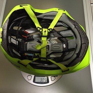 Gewicht Specialized Helm Ambush Medium
