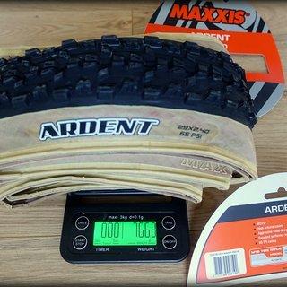 Gewicht Maxxis Reifen Ardent Skinwall MaxxPro 60  29x2,40