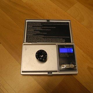 Gewicht F26 Schrauben, Muttern Skeleton Super SL M20x10, Al