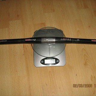 Gewicht Race Face Lenker Next SL Flat 31.8mm, 560mm
