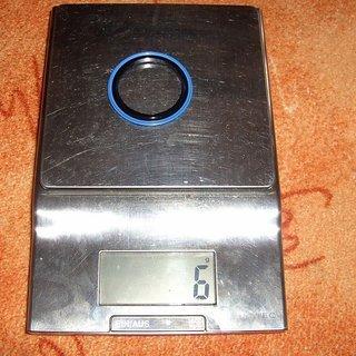 Gewicht Cane Creek Steuersatz Gabelkonus 1.5 Aluminium 1.5 oder 40mm