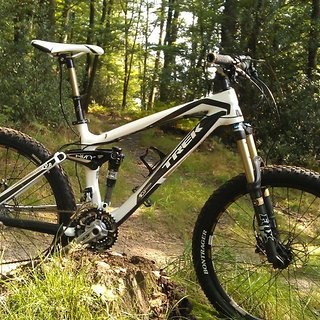 Gewicht Trek Full-Suspension Remedy 9.8. S