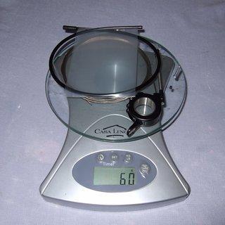 Gewicht Manitou Remote-/Lockout-Hebel R7 MRD