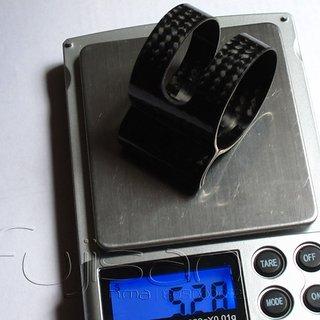 Gewicht Smud-Carbon Weiteres/Unsortiertes Umwerferschelle (Carbon) 31.8mm