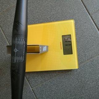 Gewicht Tune Lenker Turnstange 31,8 x 750, 6,5°