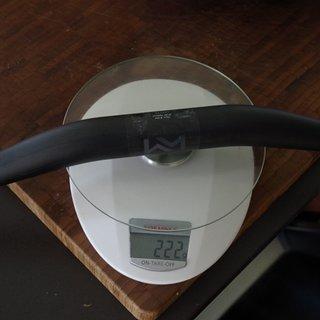 Gewicht Newmen Lenker Advanced 318.25 Breite: 760mm; Rise: 25mm