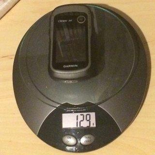 Gewicht Garmin GPS eTrex 30