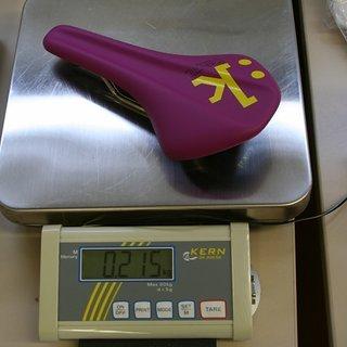 Gewicht fi'zi:k (Fizik) Sattel Fizik Antares Versus