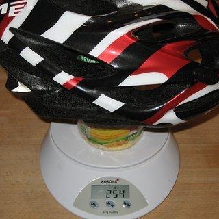 Gewicht MET Helm  Ippogrifo M
