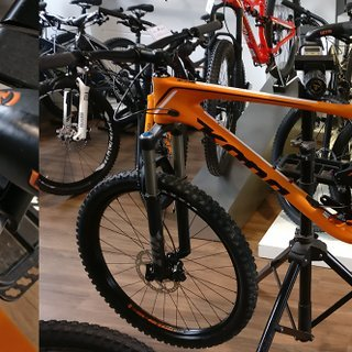 Gewicht Kona Full-Suspension Hei Hei Trail large