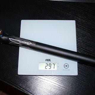 Gewicht Pro Parts Sattelstütze Koryak 27,2 x 400mm
