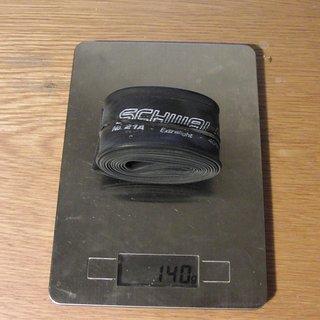 """Gewicht Schwalbe Schlauch SV 21A SV/27,5x1,5-2,4"""""""