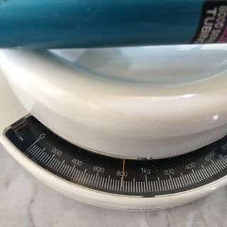 """Gewicht Giant Starrgabel Alugabel im Cadex CFM1 und 2 26"""", 1 1/8"""""""
