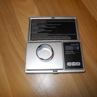 Gewicht BBB Spacer Lightspace 1⅛'', 20mm