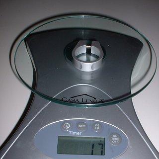 Gewicht Red Bull Sattelklemme Sattelklemme 31,8mm