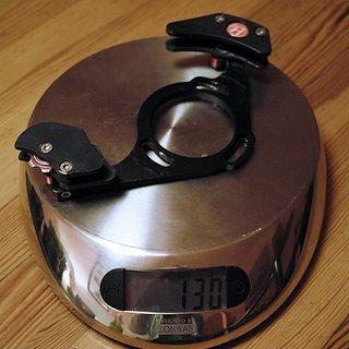 Gewicht 77designz Kettenführung Freesolo Superlight 32-40Z, ISCG-05