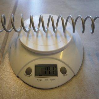 Gewicht Rock Shox Feder Totem Coil extra weich