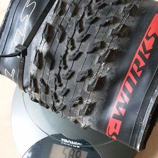 """Gewicht Specialized Reifen Fast Trak S-Works 29x2.2"""""""