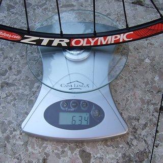 Gewicht Nope Weiteres/Unsortiertes N80 ZTR Olympic CX Ray VR 26