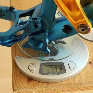 """Gewicht Carver Full-Suspension ICB M, 27,5"""""""