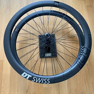 Gewicht DT Swiss Systemlaufräder ERC 1100 DICUT 12x142, 12x100, 47mm