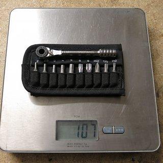Gewicht Topeak Werkzeug Ratchet Rocket™ Lite