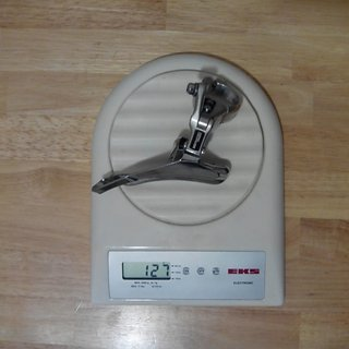 Gewicht Shimano Umwerfer Deore DX FD-M650 34,9mm