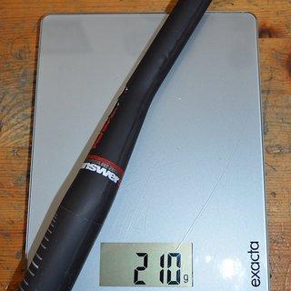 Gewicht Answer Lenker ProTaper SL Carbon 780 31,8 / 780mm