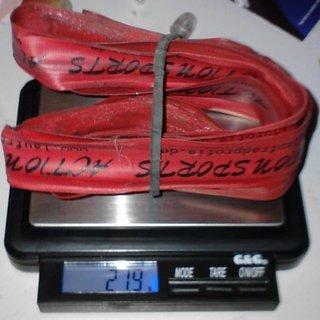 "Gewicht Fun Works Felgenband 26"" Felgenband 17mm 17-559"