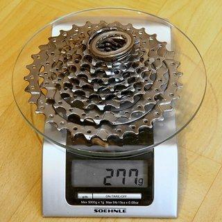 Gewicht SRAM Kassette PG-850 8-fach, 11-32Z
