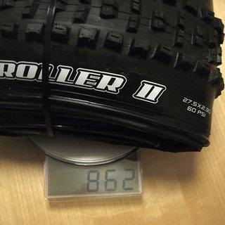 """Gewicht Maxxis Reifen High Roller II 27,5x2,3"""", 58-584"""