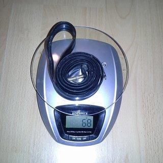 Gewicht Notubes Felgenband Enduro Rim Strip