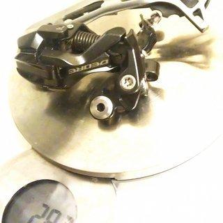 Gewicht Shimano Schaltwerk Deore RD-M592 SGS Long Cage