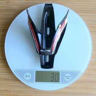 Gewicht Elite Flaschenhalter Pase Custom Carbon