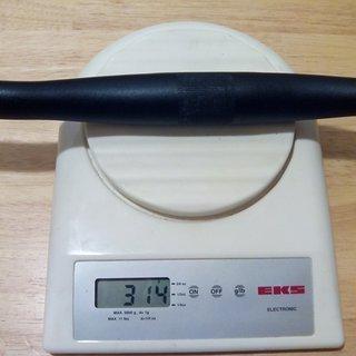 Gewicht PROMAX Lenker HB-3188TP 31,8 x 640mm