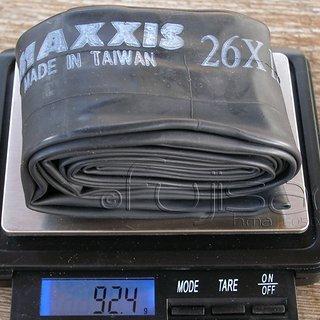 """Gewicht Maxxis Schlauch Flyweight SV/26x1.9-2.125"""""""
