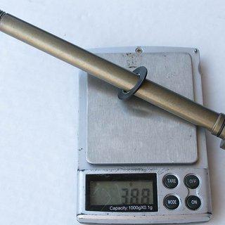 Gewicht FRM Achse BOLT THRU-AXLE 142 x 12mm