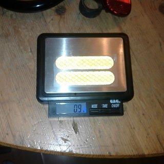 Gewicht 3M Beleuchtung Reflektorfolie 2x