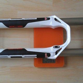 Gewicht BOS Federgabel Deville 160 TRC 160mm